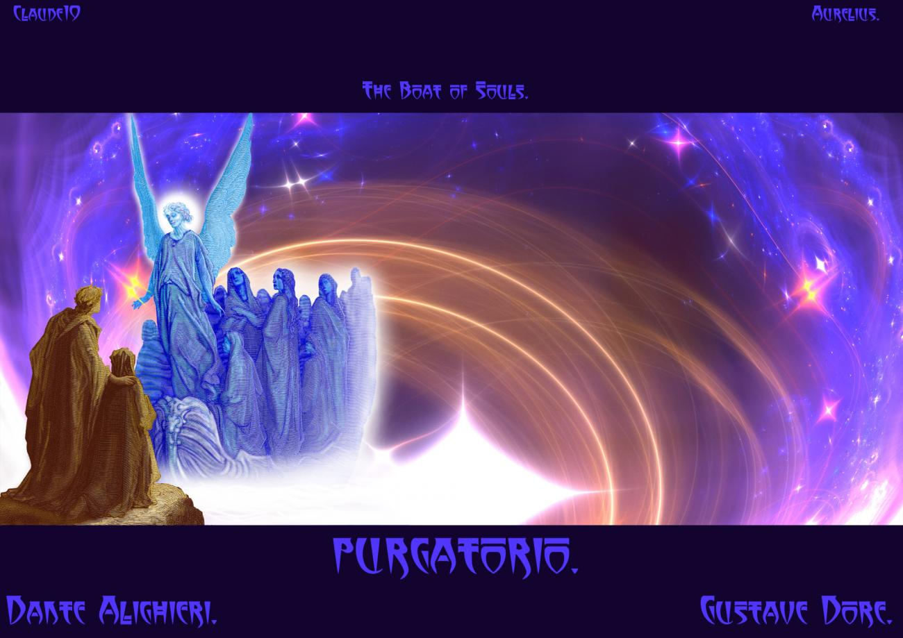 PURGATORIO : The Boat Of Souls.