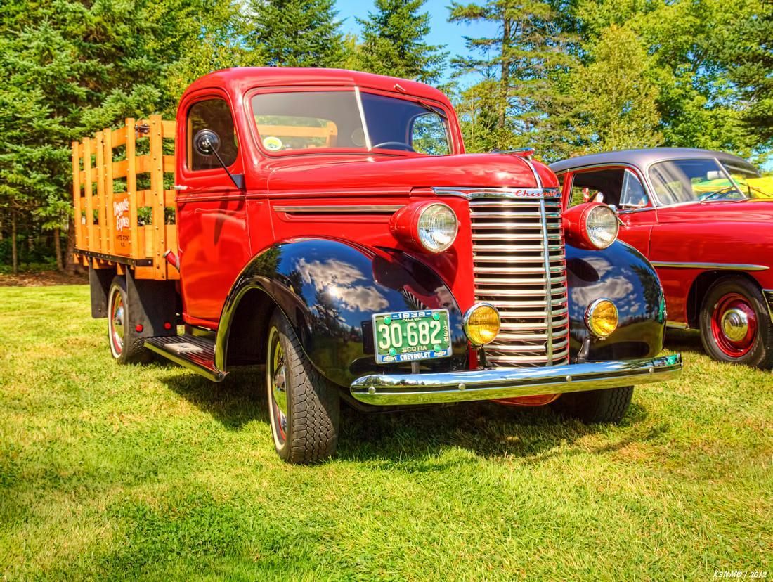 1939 Chevrolet Stack Bed Truck