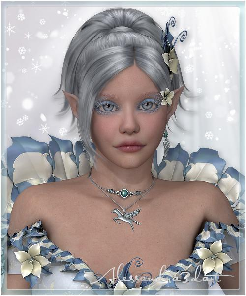 Winter Fairy2