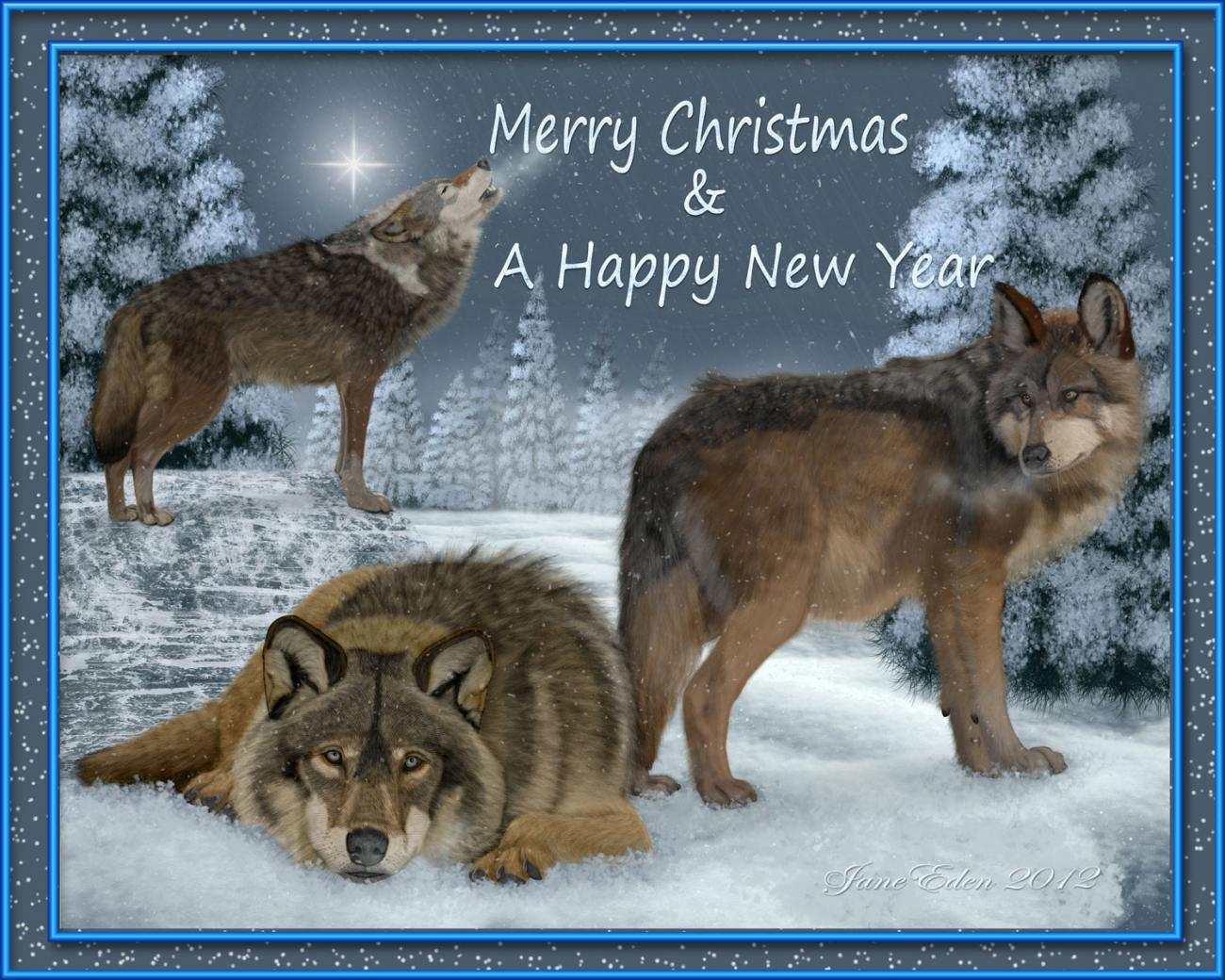 Merry Christmas to all my Rendo friends!