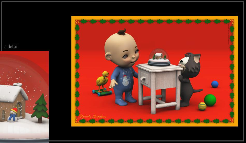 The Christmas of Baby Toon