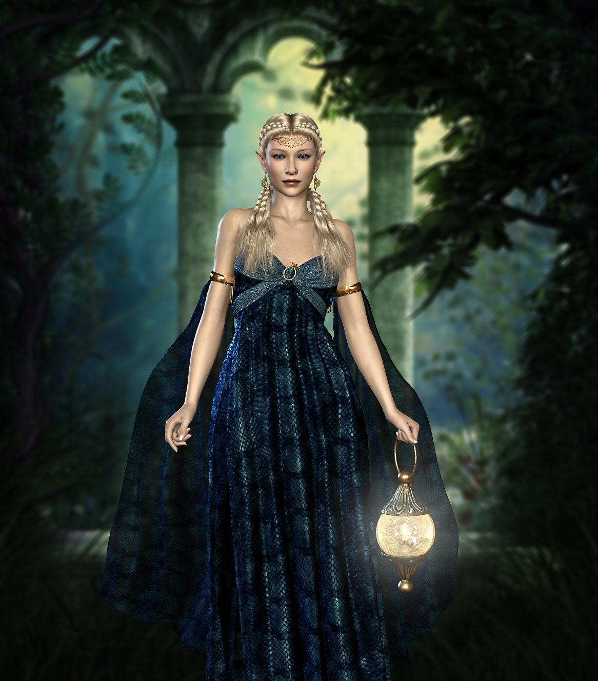 Elven Light