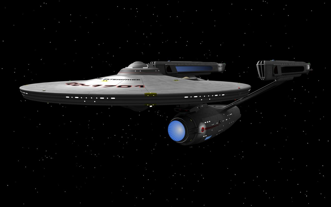 Enterprise Class (Carrara Version Finished)