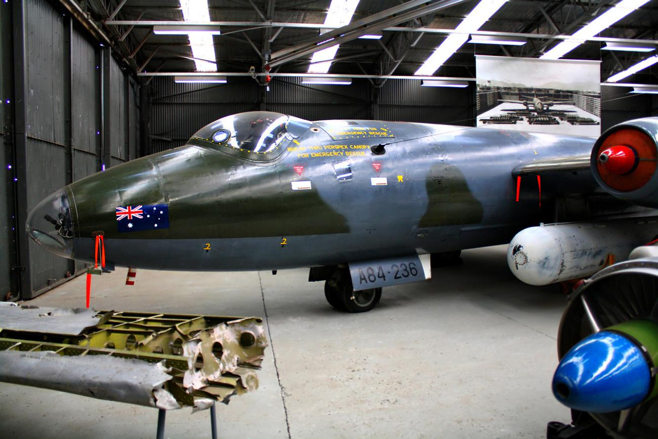 Canberra bomber for Rob and Steve!