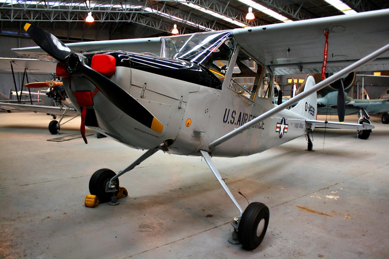 Cessna Bird Dog.