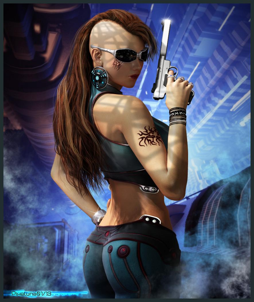 Cyberpunk (for SAV)