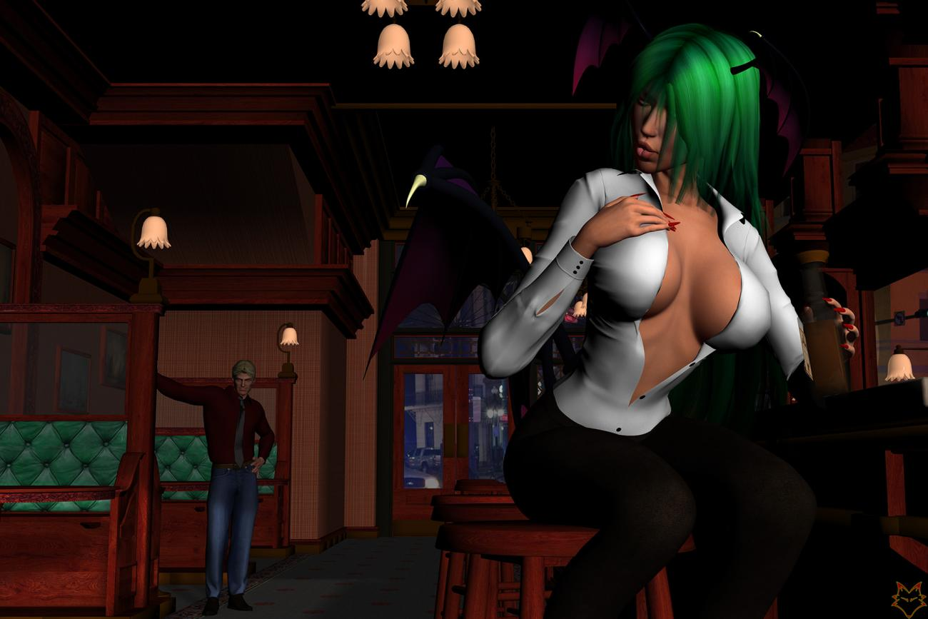 MORRIGAN ON THE PROWL 2