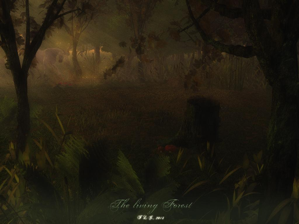 @||| The Living Forest |||@ by jlgarcia0