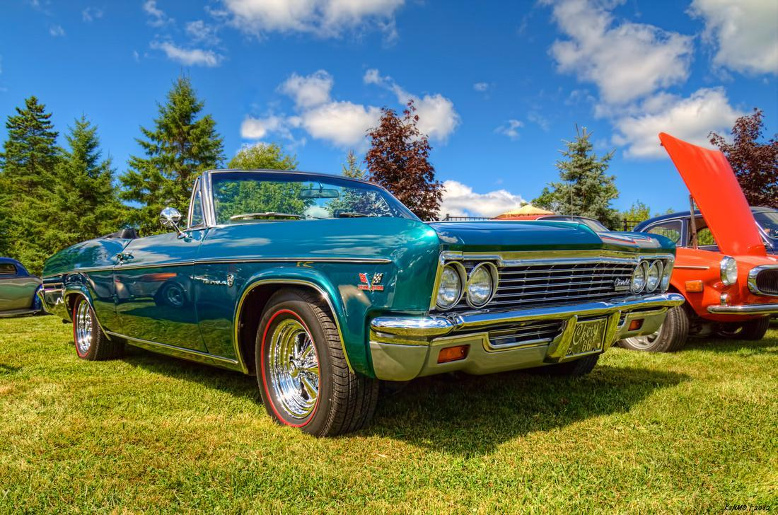1966 Chevy Impala Convertible