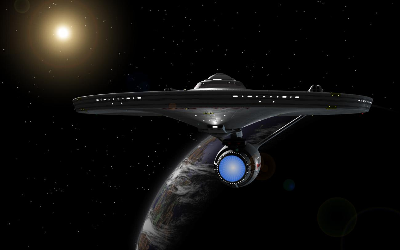 Enterprise Departure