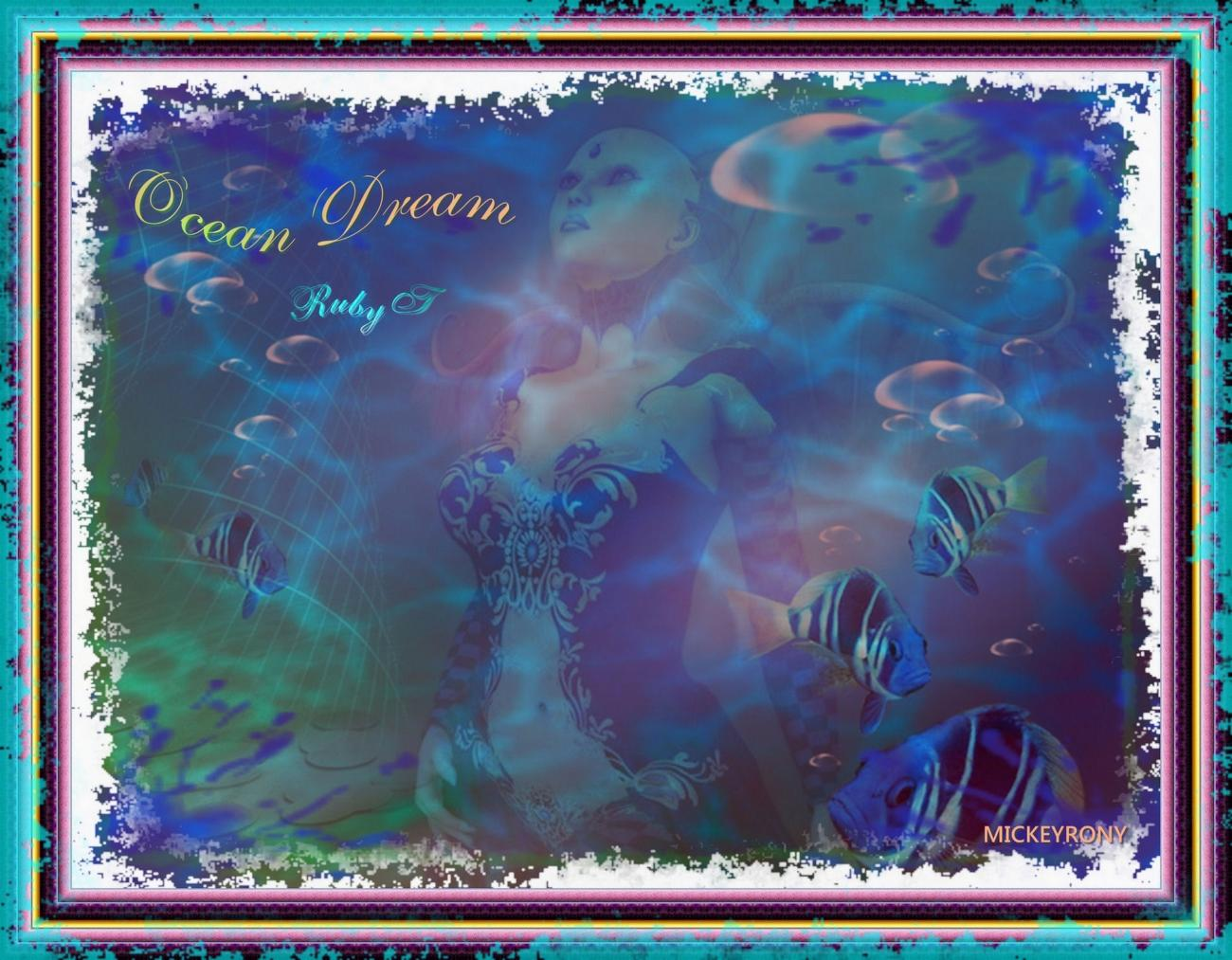 Ocean Dreams (Ruby T whit neon lights)