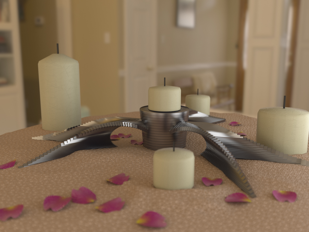 Parametric Candle Holder