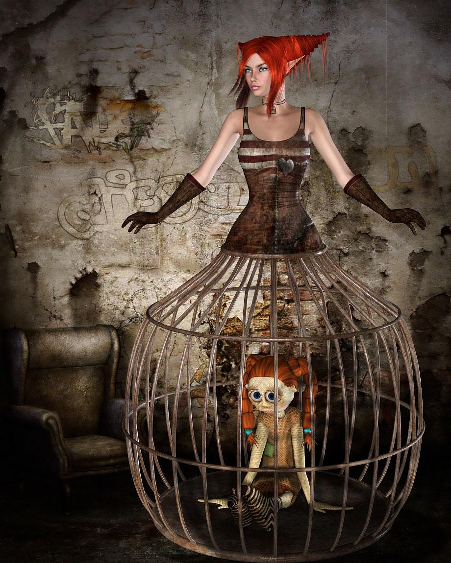 Chained to my past