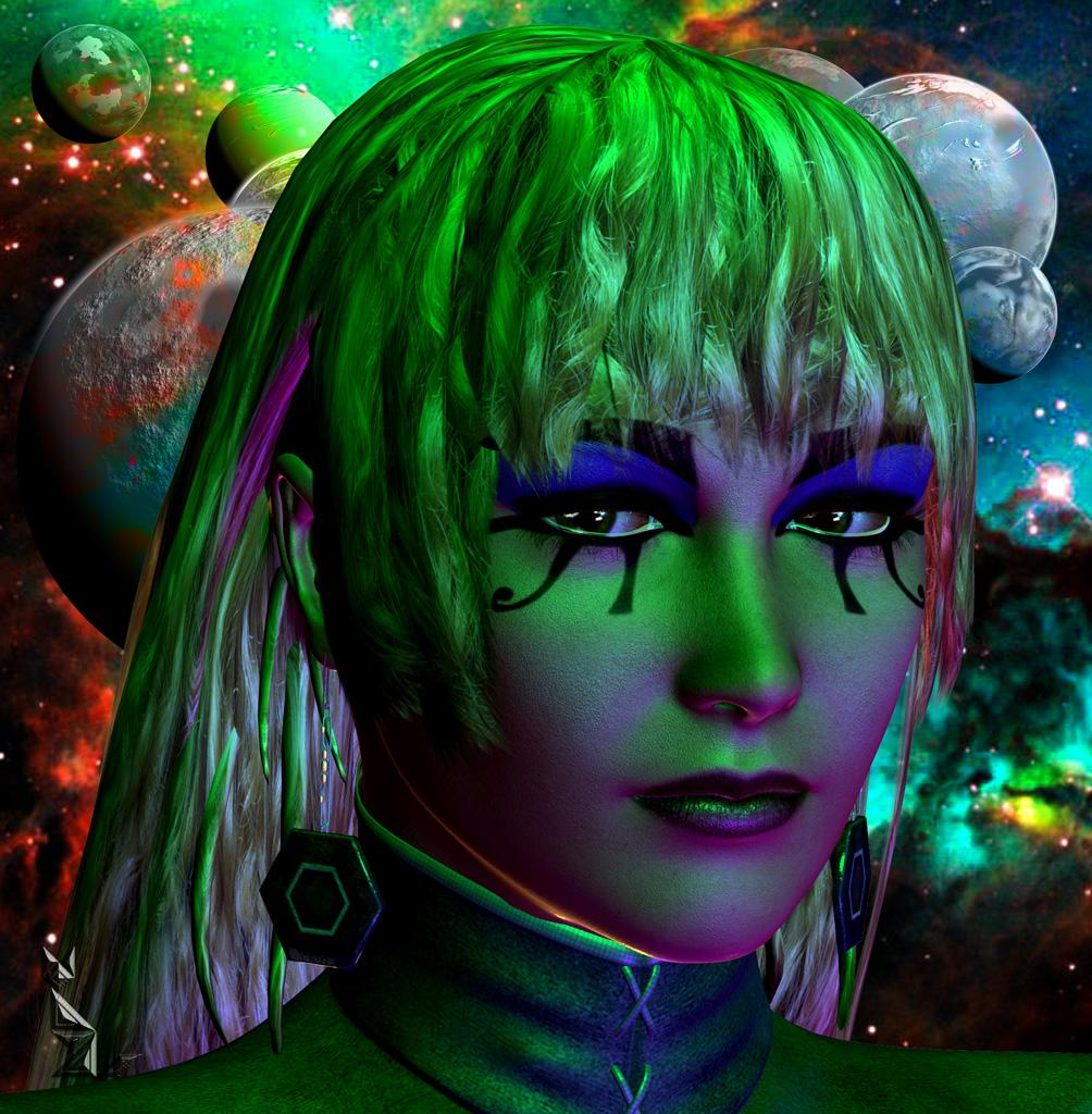Sorceress of the Planets