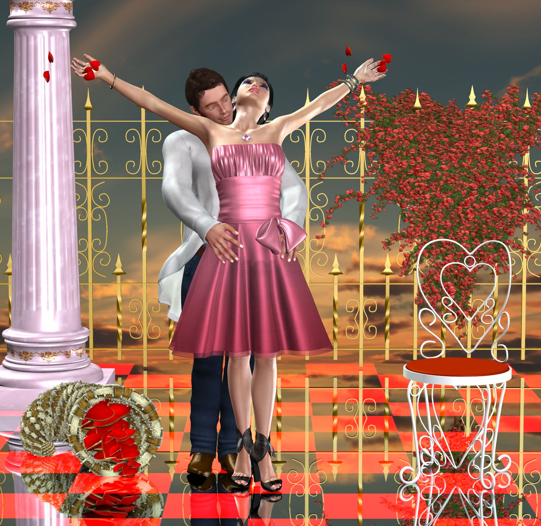 Happy Valentines Day to all