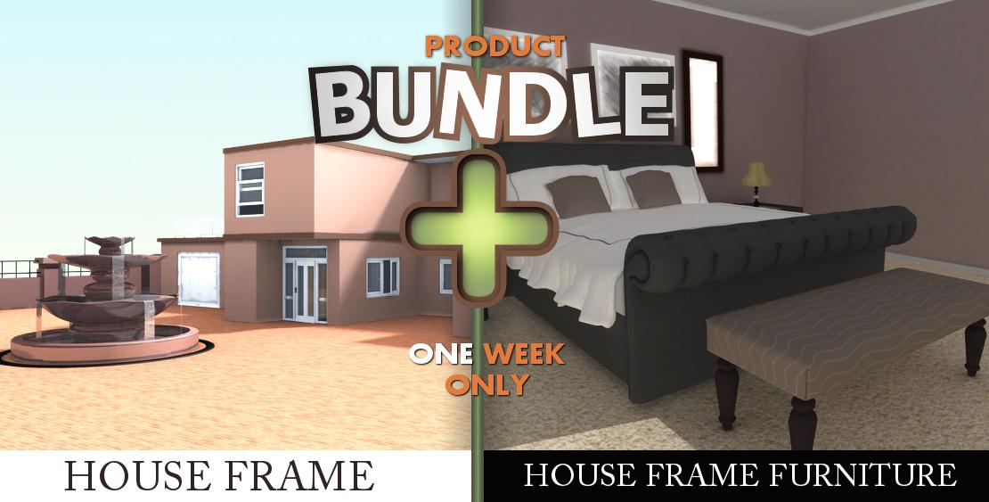 House Frame Bundle