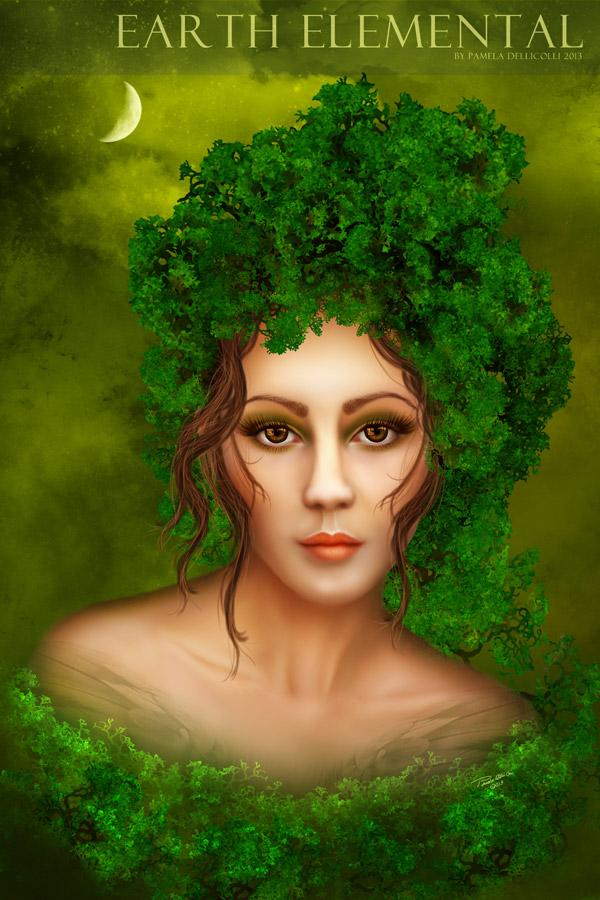 Earth Elemental (Portrait)