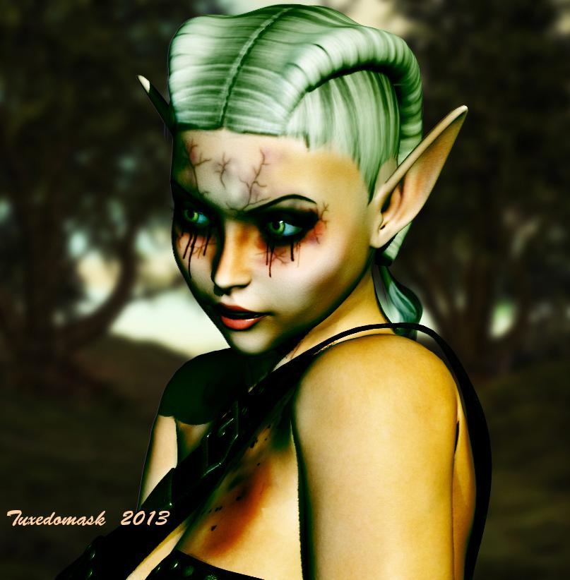 Underworld Elf