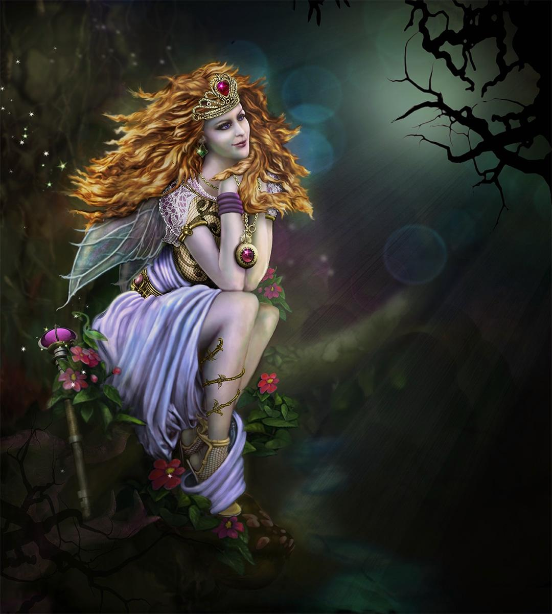 Ersa the Forest Faerie
