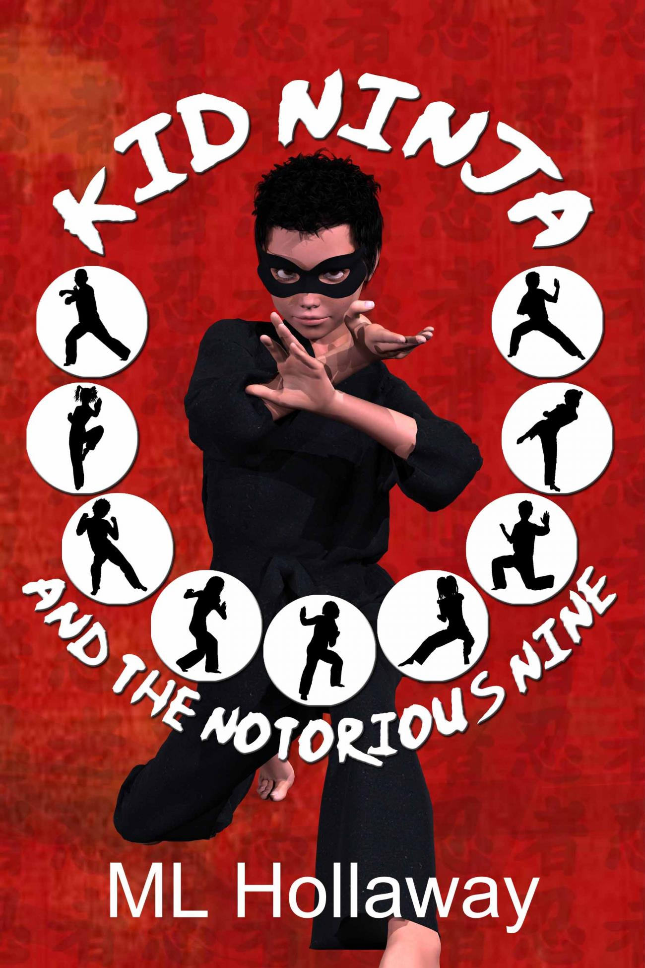 'Kid Ninja' book cover