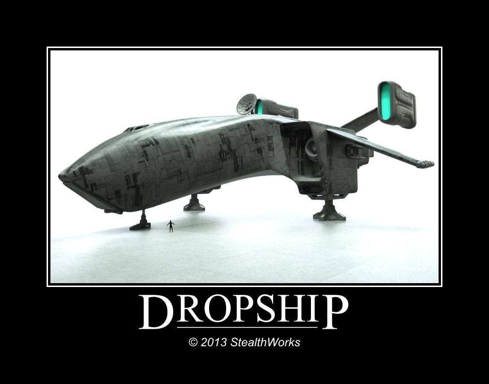 Dropship by StealthWorks