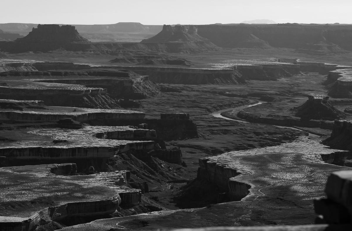 Canyonlands:  Green River