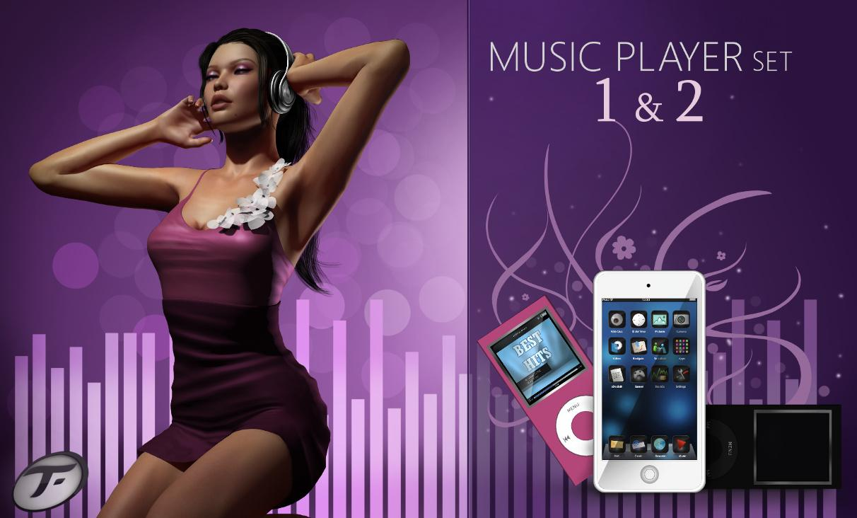 Music Player Set