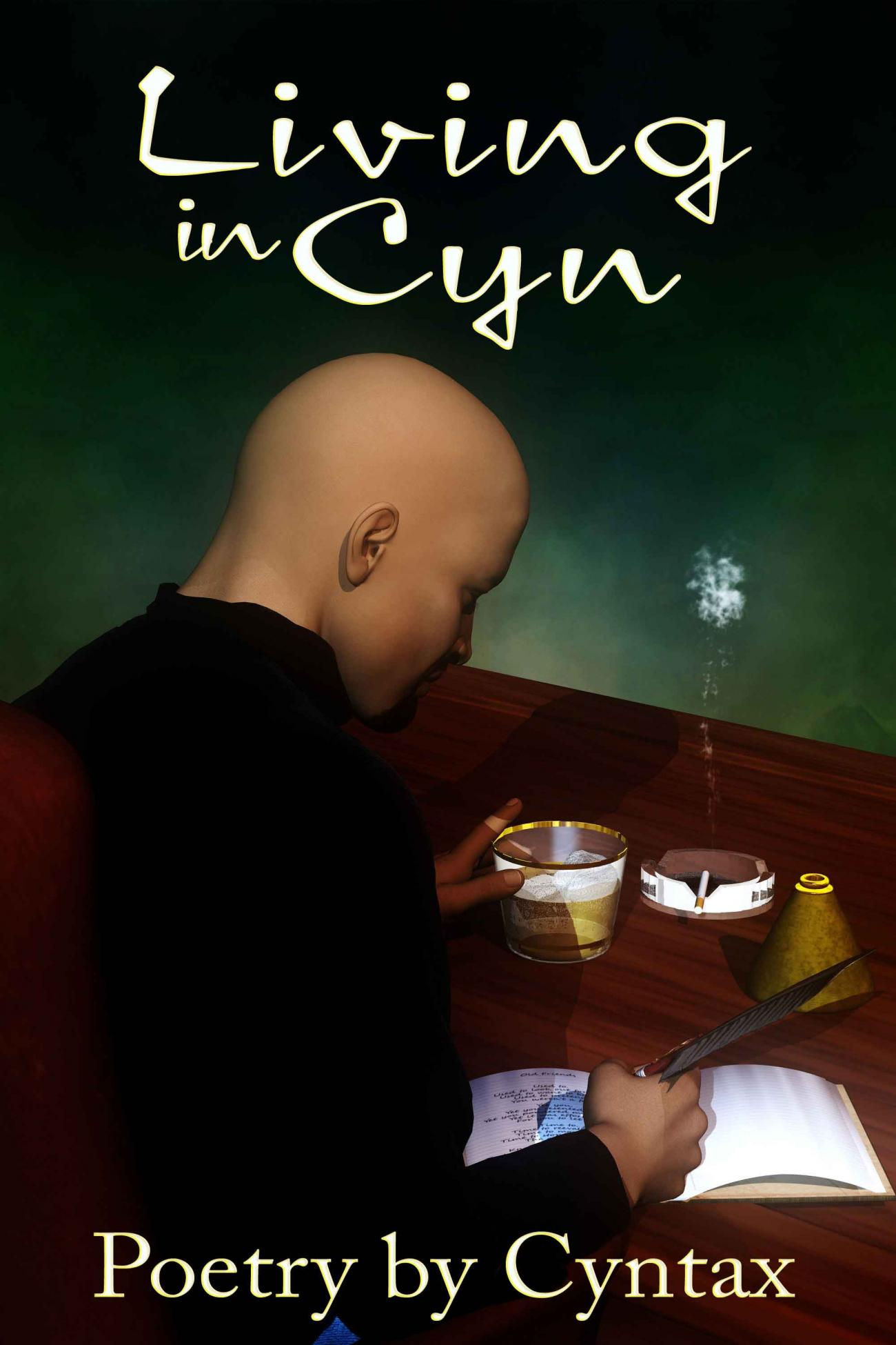 Living in Cyn ~ book cover