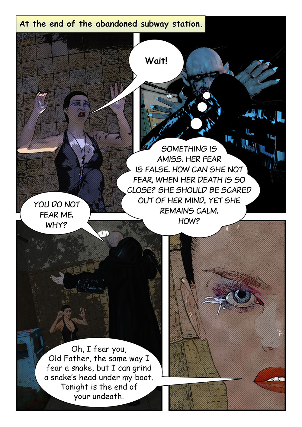 S.O.M: Sins of the Old Father E1P7