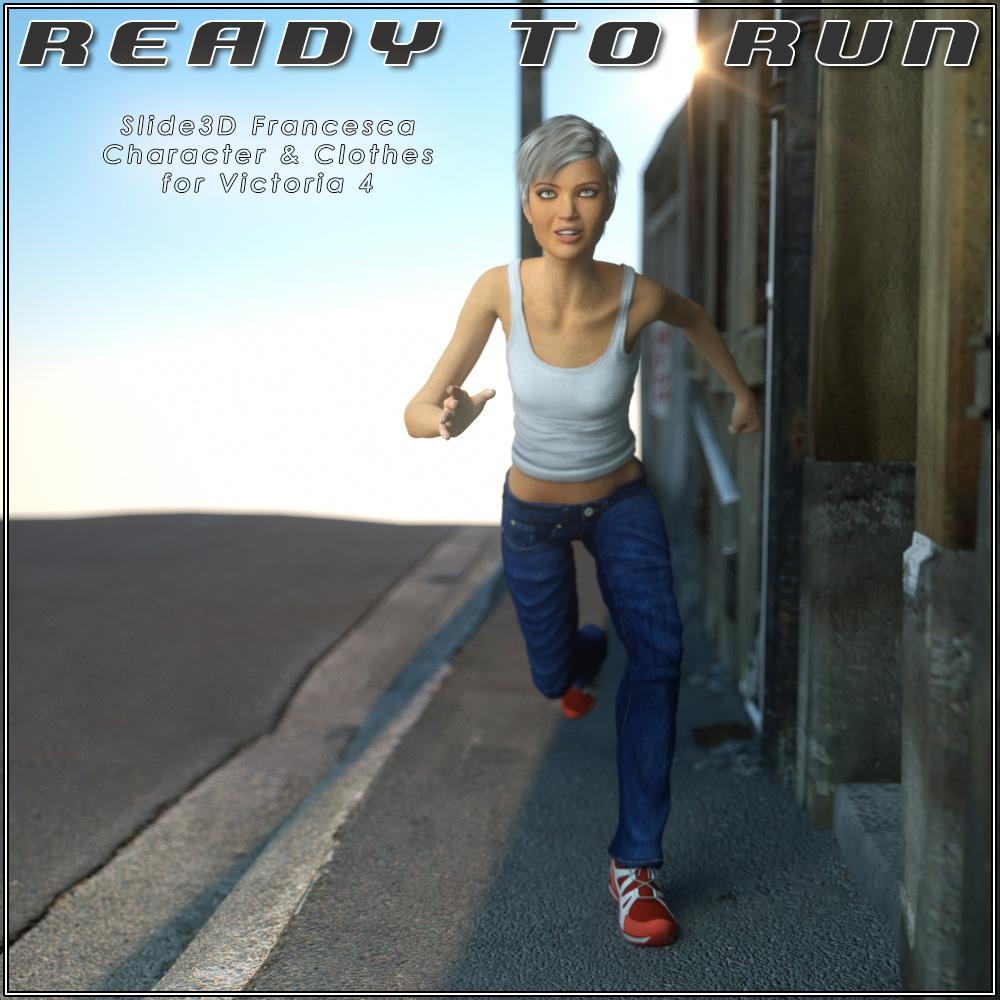 Ready to run by Slide3D
