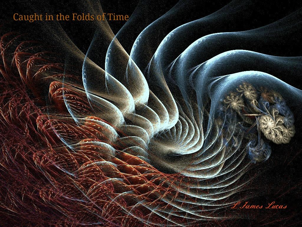 Caught in the Folds of Time