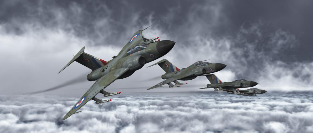 A Storm of Javelins