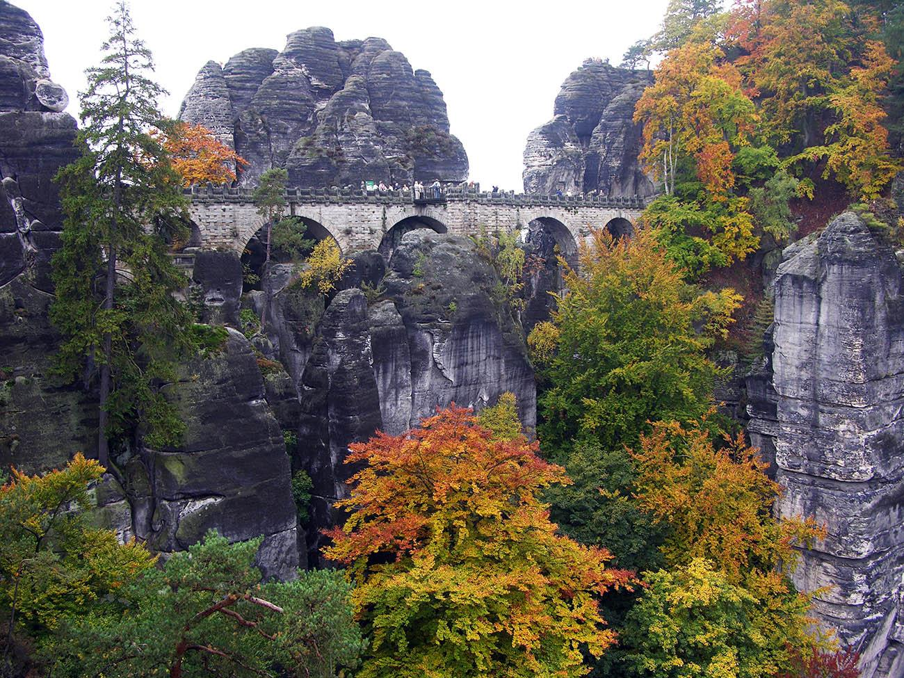 Saxonian Diary 53 - The Bastei