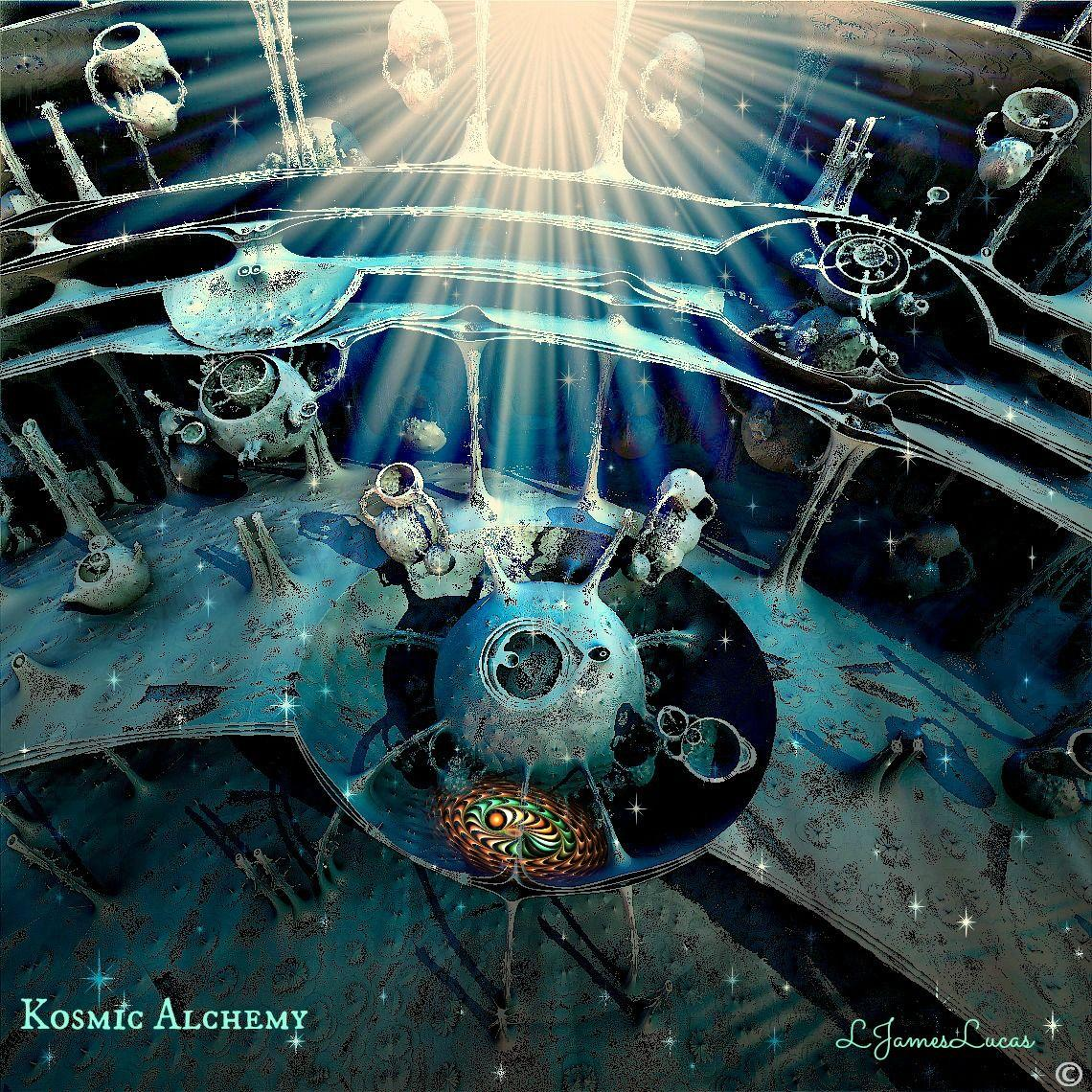 Kosmic Alchemy