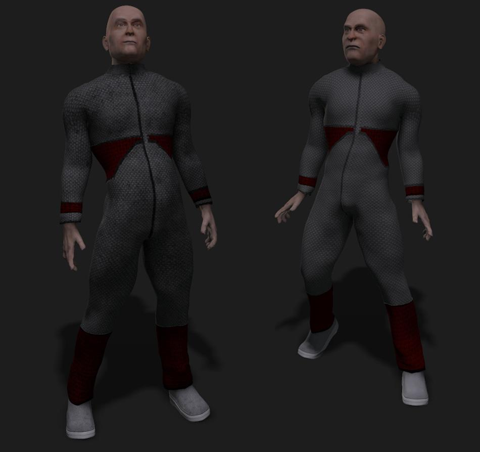 Space pack for the adman, WIP 1 by adh3d
