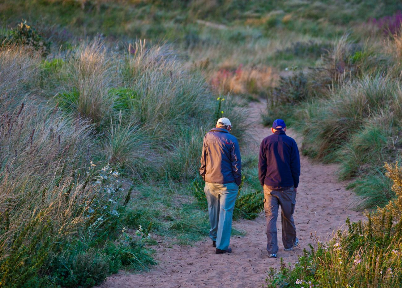 Evening-Stroll-in-the-Dunes