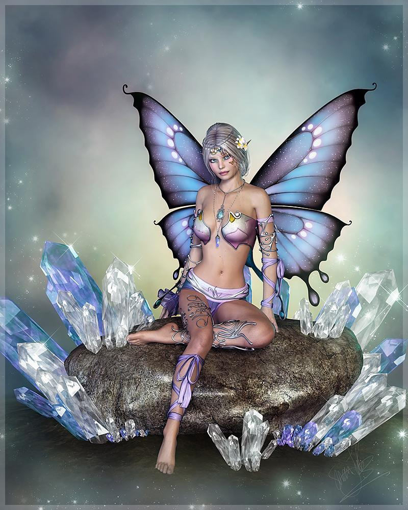 Crystalline Fairy