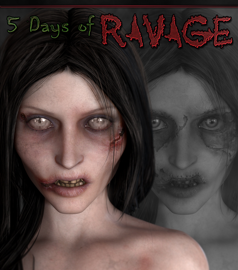 5 Days of Ravage: Available Now!