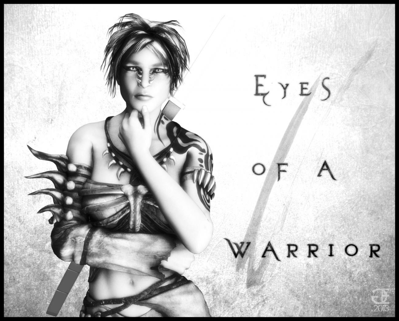 Eyes of a Warrior