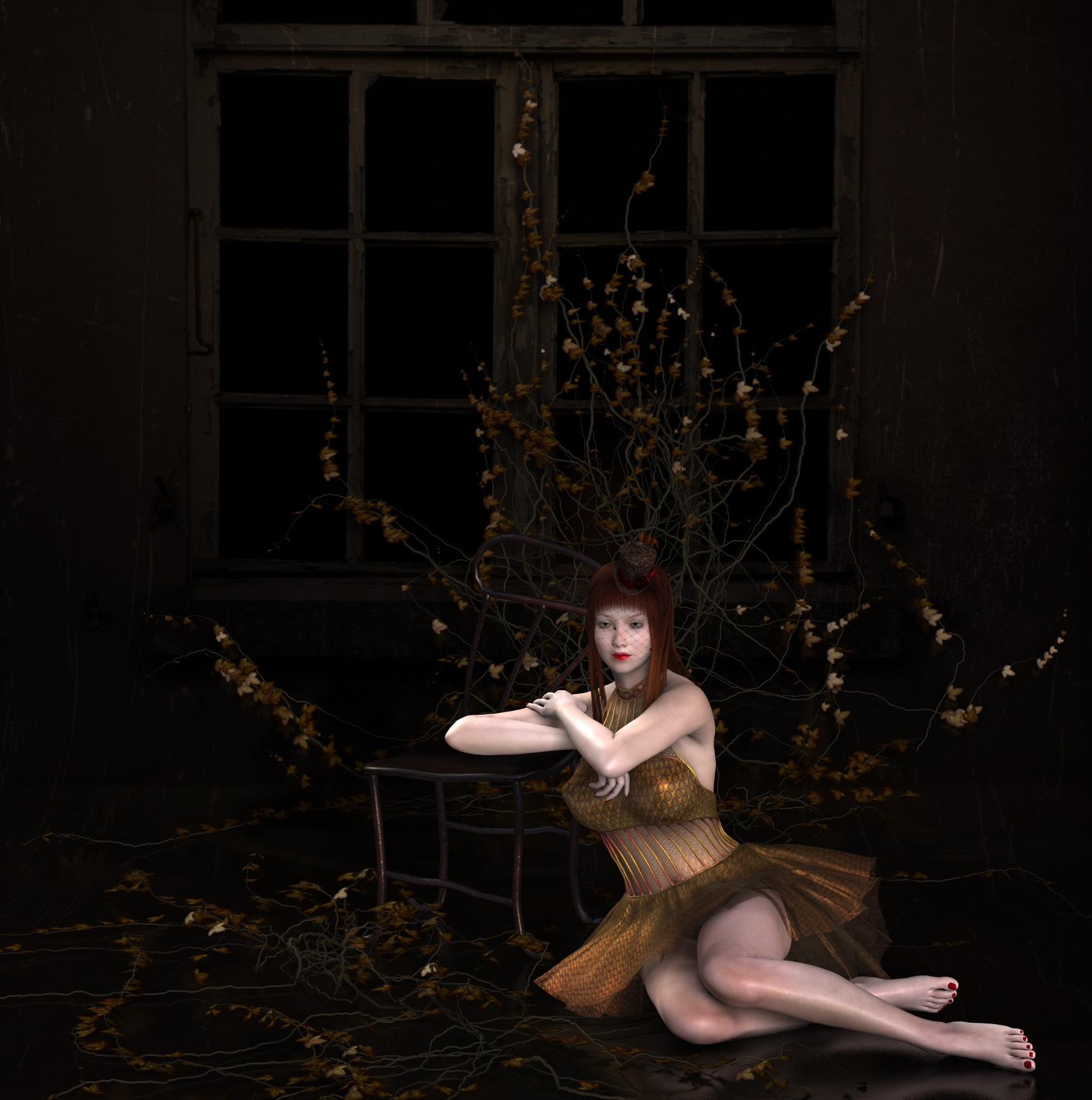 Autumn Leaves for Tempesta3d and Lory