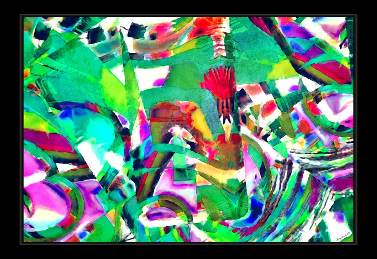 Confused Distortion (2013)