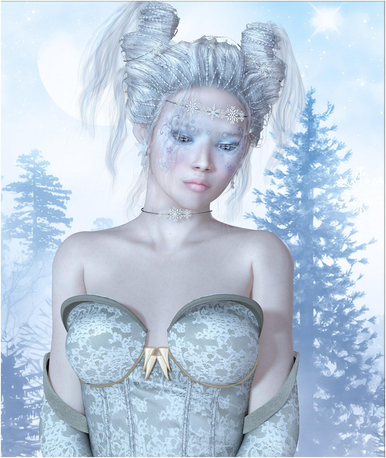 Lady of the Snow