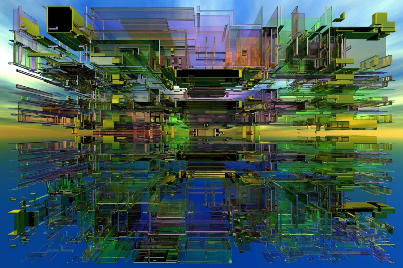 VoxelStack Experiment JBR9c1 by Luc2