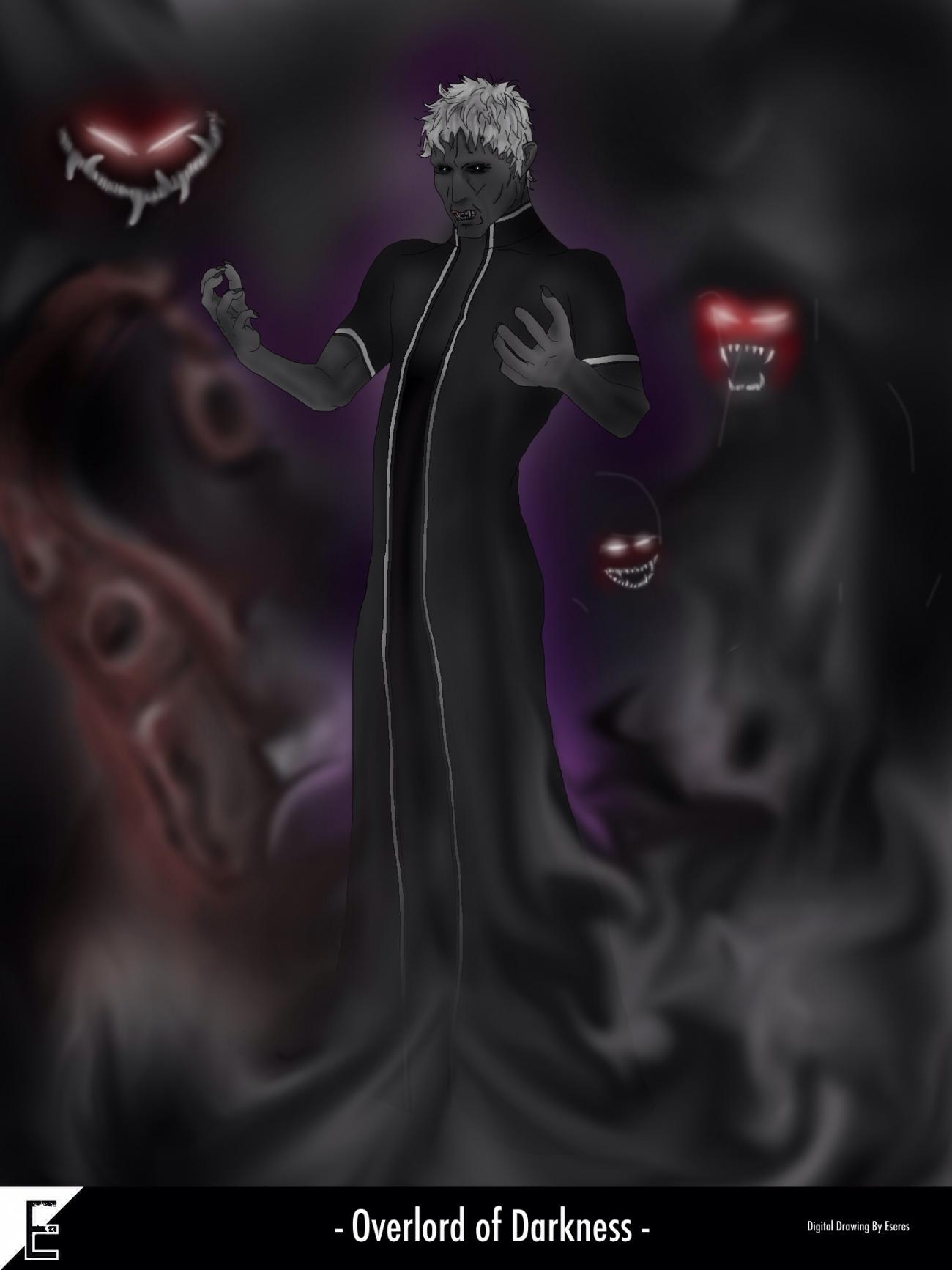 Overlord of Darkness by Eseres
