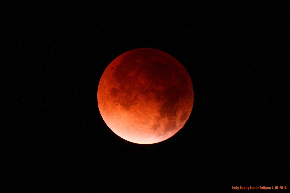 Lunar Eclipse 4-15-14