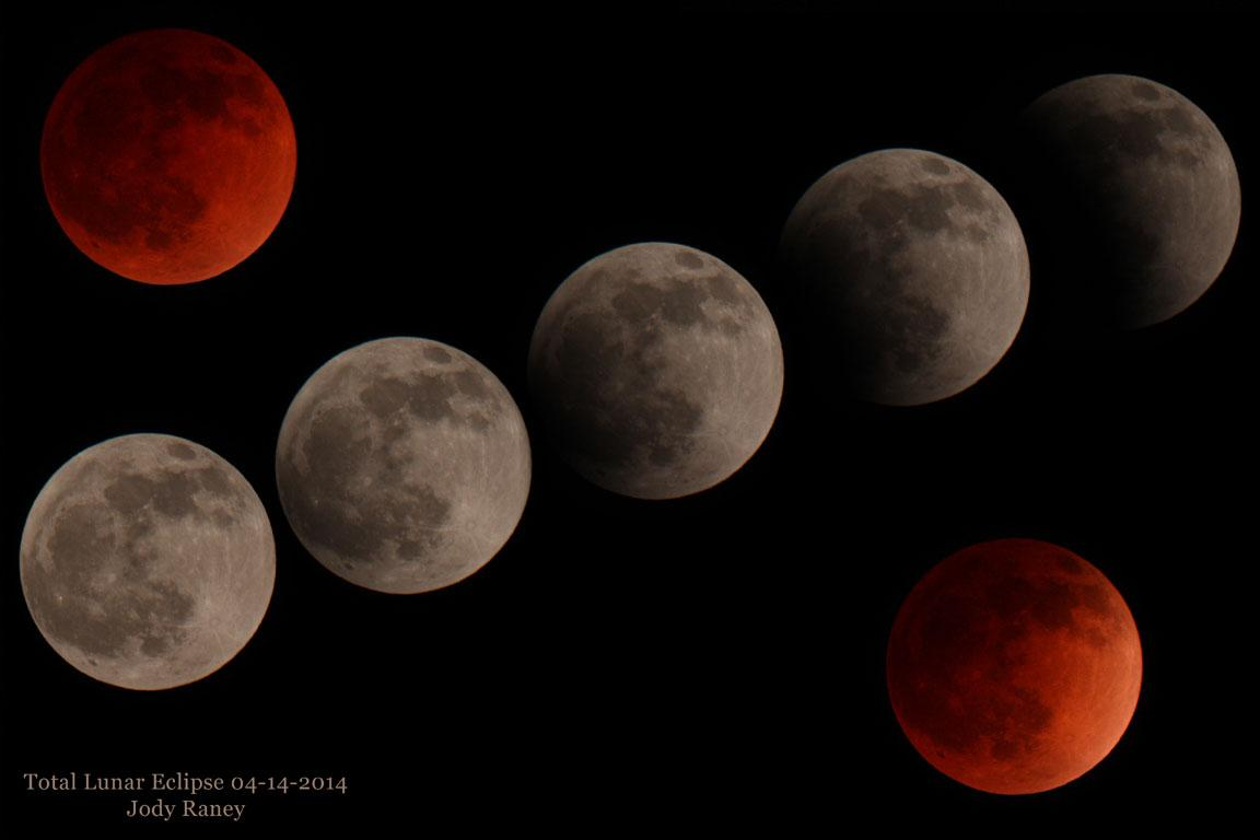Sequence of Eclepse