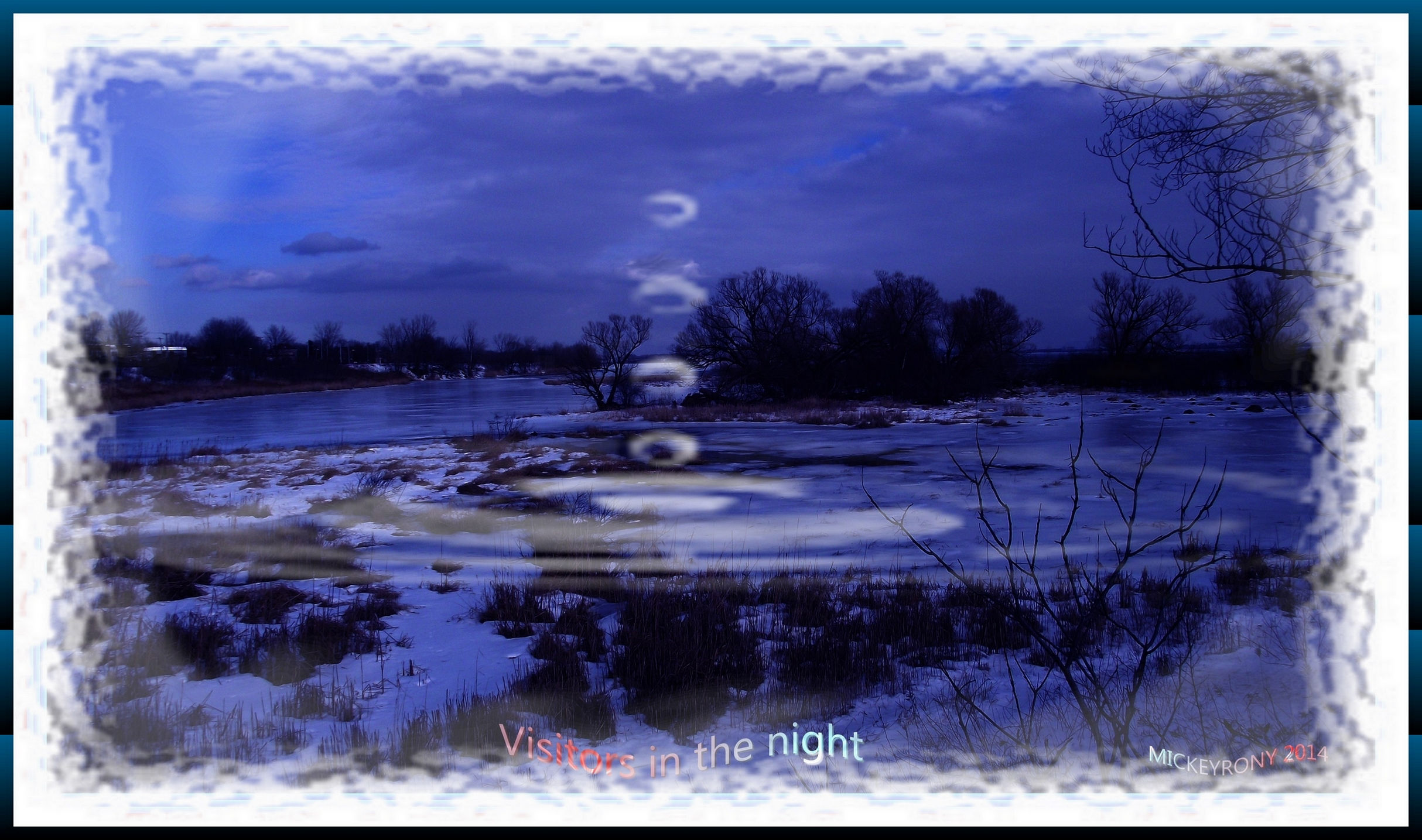 Visitors in the night