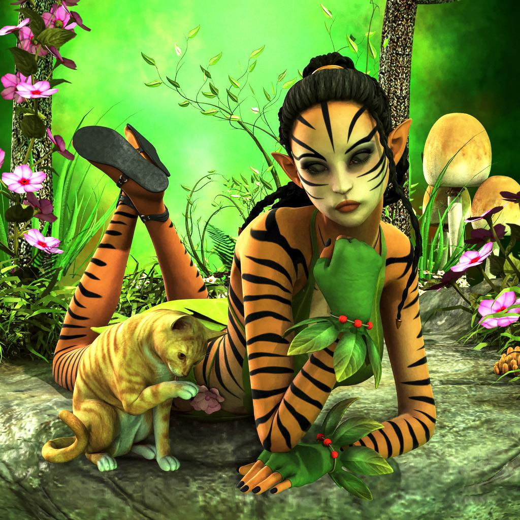 Tiger Lily2