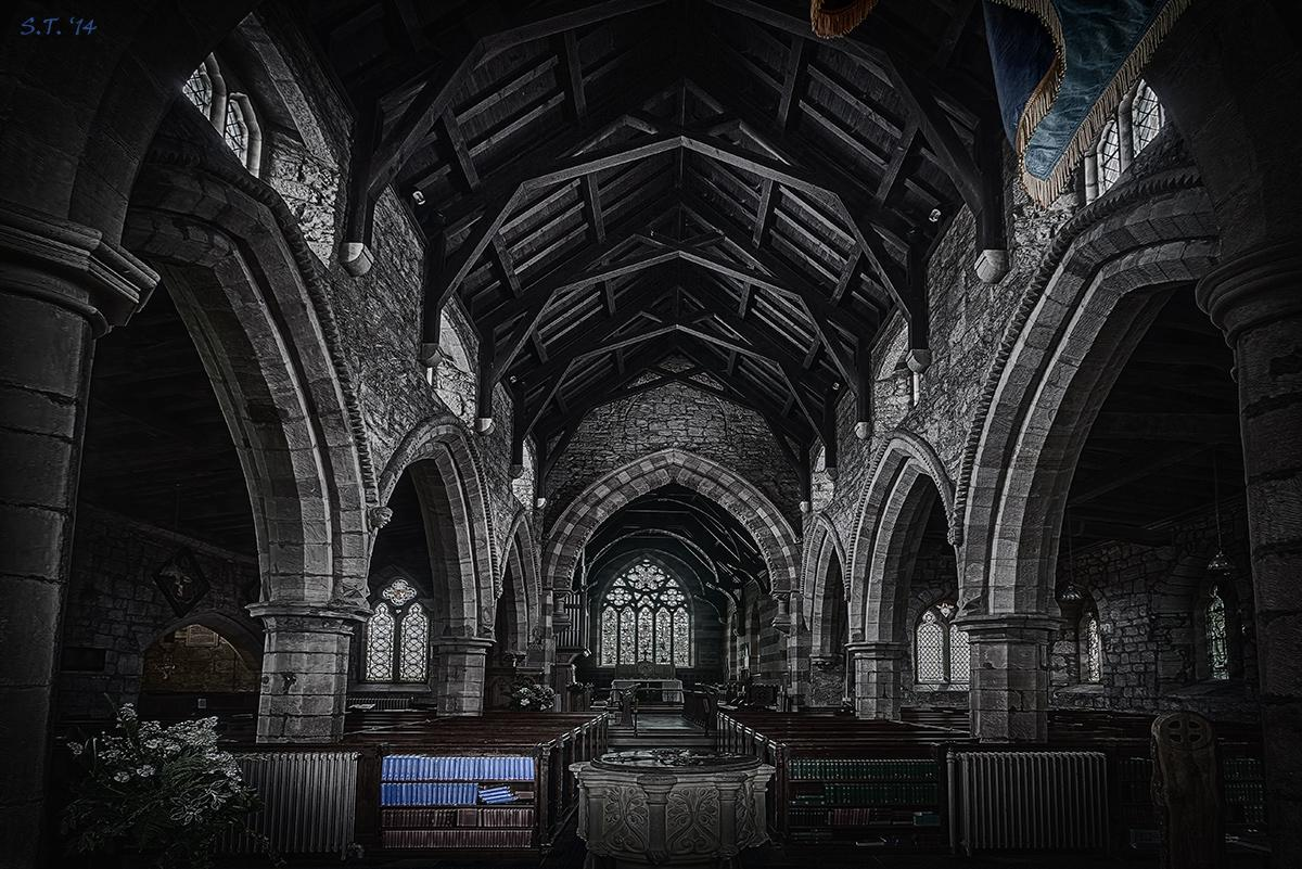 Church of the Holy Trinity, Embleton by tommorules