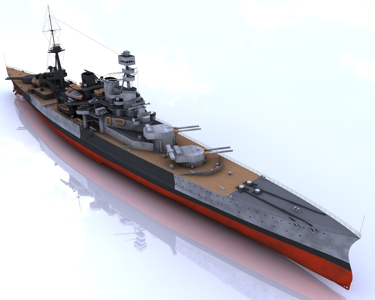 H.M.S. Repulse now Available